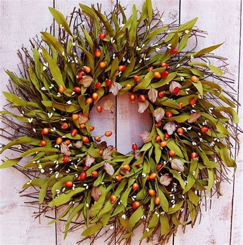 decorating wreaths ideas how to create autumn wreath decorating ideas