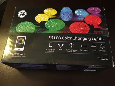 ge color changing lights collection of ge color changing led lights
