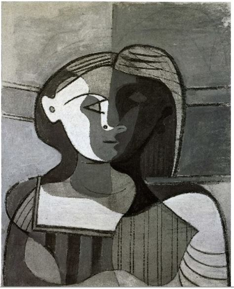 picasso paintings of therese pablo picasso therese walter 1926
