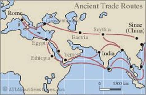 ancient trade ancient trade routes history