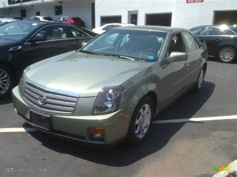 Green Cadillac Cts by 2004 Silver Green Cadillac Cts Sedan 67340881 Gtcarlot