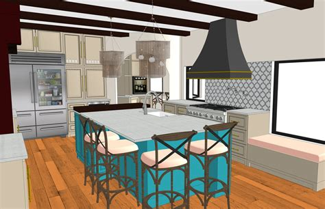 oreos design portfolio sketchup kitchen professional 3d sketchup modeling services for architects