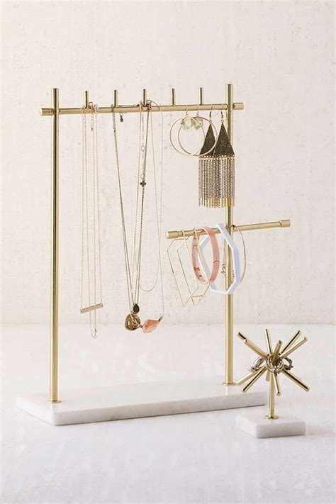 how to make a jewelry stand 25 best ideas about jewellery stand on