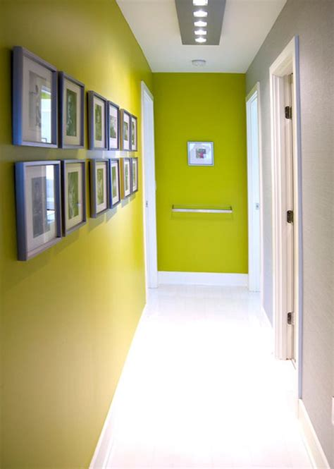 paint colors for narrow hallway squeezing style into a narrow hallway