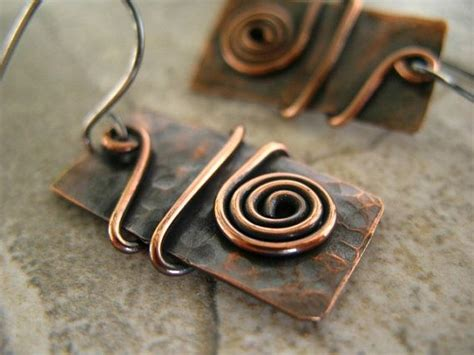 where to buy metal for jewelry 17 best ideas about copper jewelry on wire
