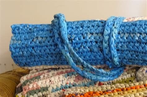 how to knit plastic bags plastic bag knitting projects