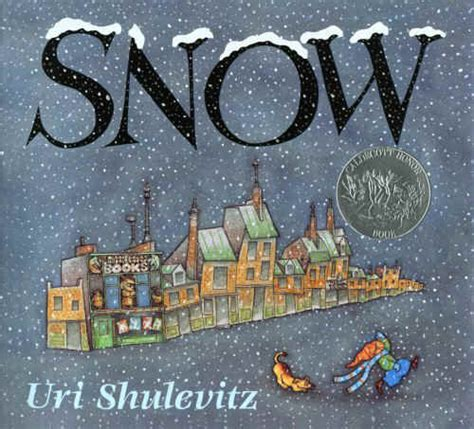 the snow picture book the speech house winter books