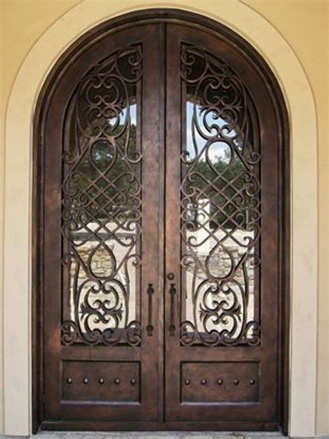 metal front doors for homes with glass 23 metal front doors that are really inspiring shelterness