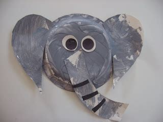 paper plate elephant craft paper plate elephant craft no time for flash cards