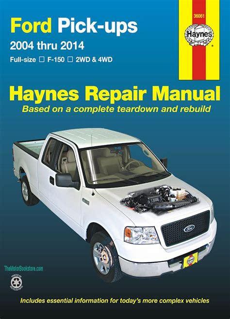automotive repair manual 2006 ford f series electronic valve timing ford repair manuals official site of chilton manuals autos post