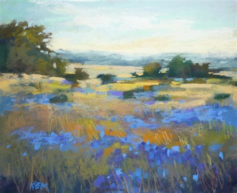 painting landscapes painting my world a tip for creating depth in a landscape