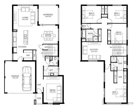 floor plan for house two storey house floor plan homes floor plans