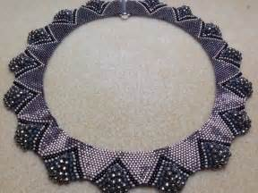 beading ideas bracelets dune necklace a bronzepony beaded jewelry design