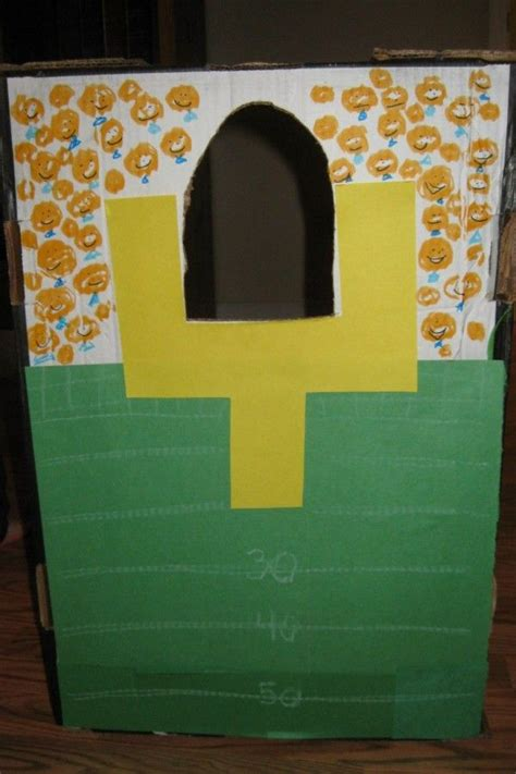 superbowl crafts for 17 best images about football preschool theme on