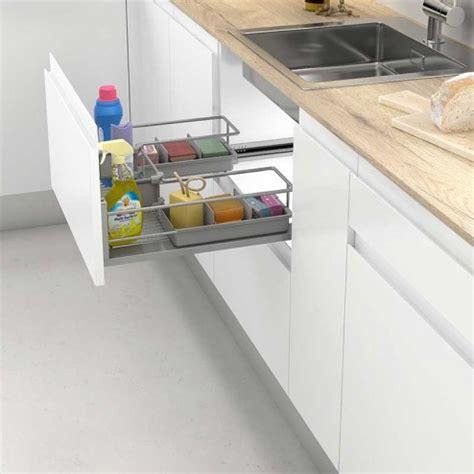 mueble bajo fregadero cesto bajo fregadero multiuso para cocina
