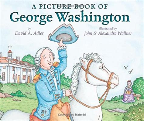 george washington picture book smitecentral shop