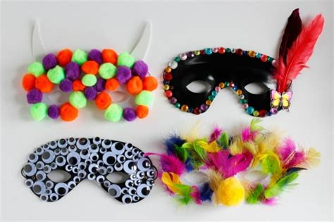 mask crafts for mask for