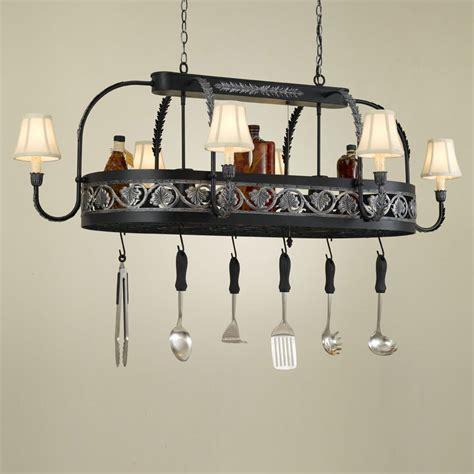 kitchen light pot rack hi lite manufacturing h 88y d 36 quot wide pot rack kitchen