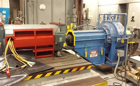 Electric Motor Maintenance by Capabilities Badger Electric Motor