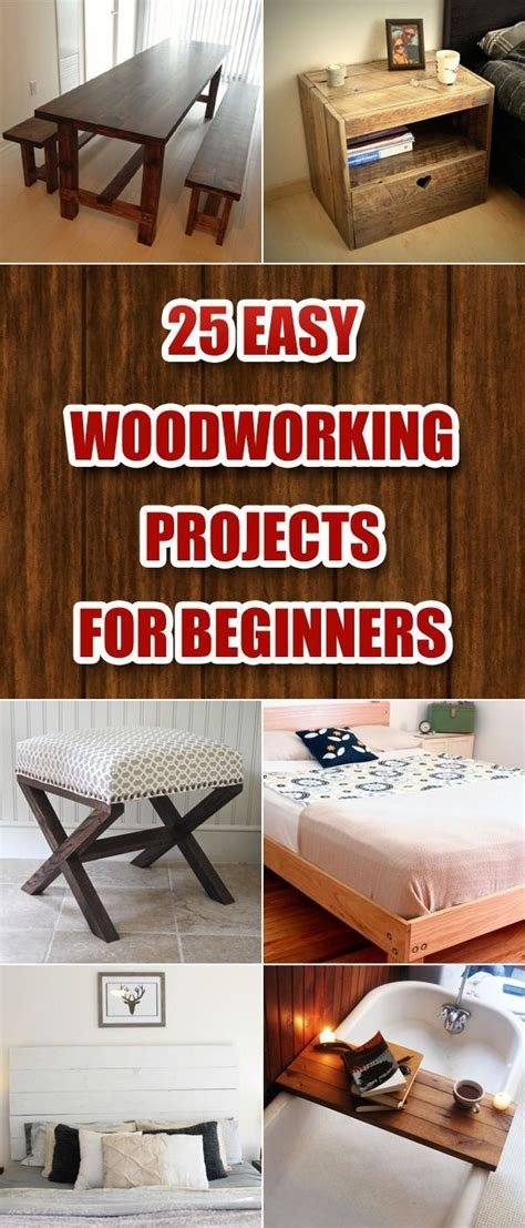 woodworking kits for beginners 25 unique easy woodworking projects ideas on
