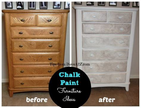 chalk paint vs diy chalk paint chalk paint furniture projects to try
