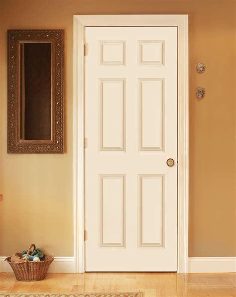 interior panel doors 6 panel interior doors craftwood products for builders