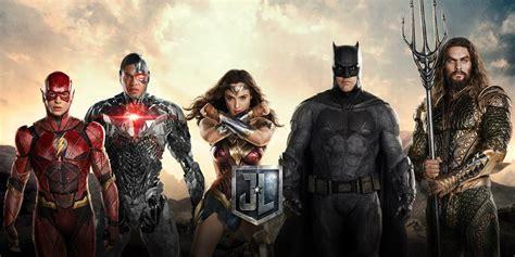 justice league justice league screen rant