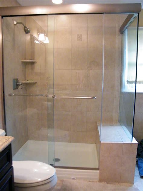 shower doors custom custom glass shower door enclosure installation dc