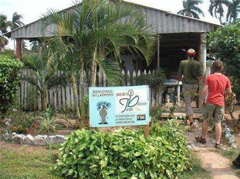 Garten Der Königin Kuba by Freundschaftsgesellschaft Brd Kuba