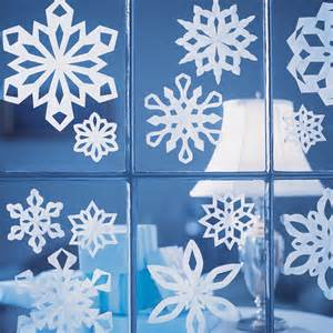 snowflake paper craft how to make paper snowflakes martha stewart the