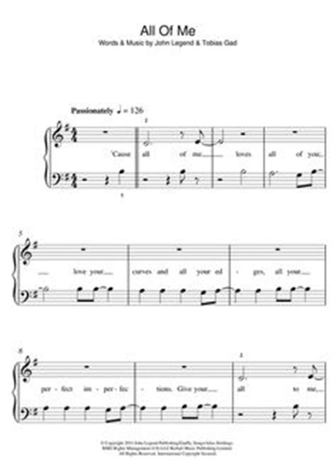 partition piano facile gratuite moderne