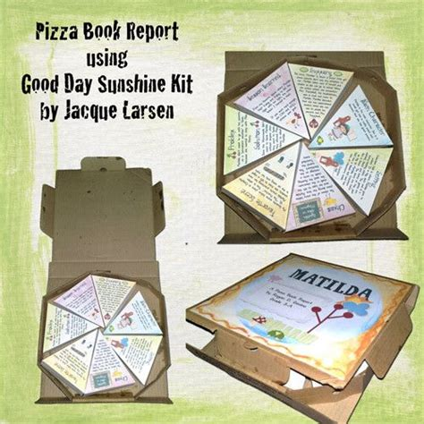 picture book project 21 best images about food book report projects on