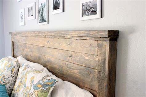 wooden king headboards distressed wood headboard standard king size just like