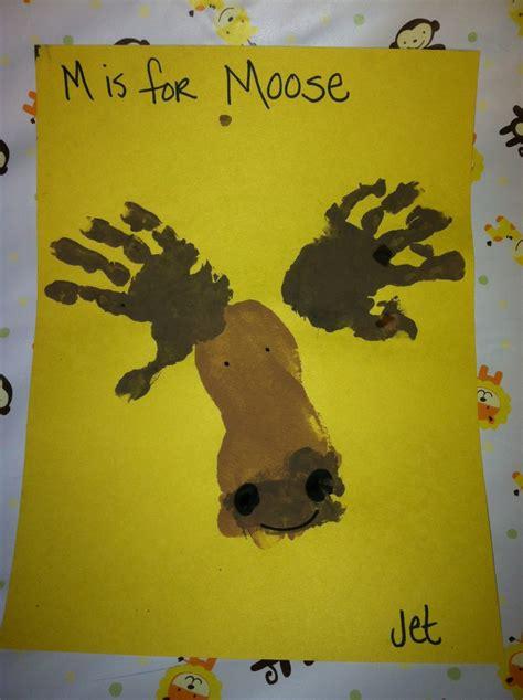 moose crafts for moose crafts for preschoolers