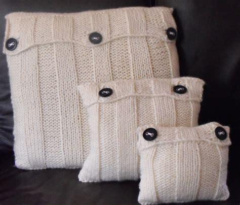 cushion knitting pattern easy cushion knitting pattern madmonkeyknits knitting