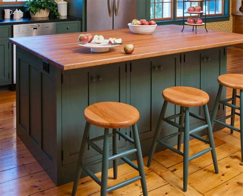 stationary kitchen island with seating the anatomy of a kitchen island