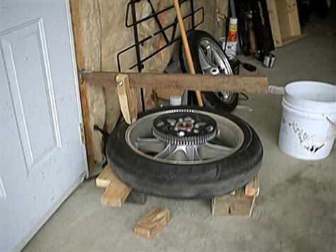 how to tire bead at home buell motorcycle forum rear tire removal