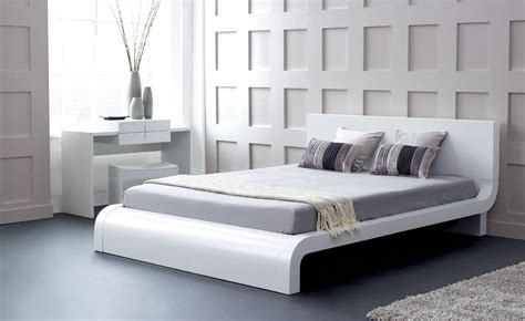 modern style beds modern platform bed frames and style traba homes