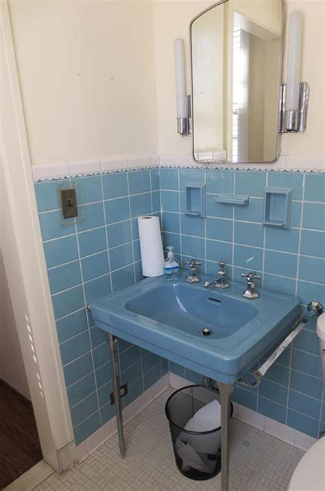 Bathtub Renovation vintage blue bathroom colors from seven manufacturers from