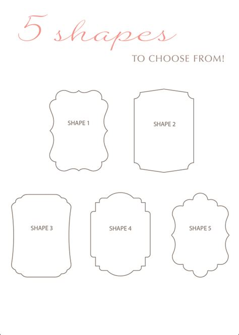 how to make shaped cards loft shaped cards shapes black river imaging