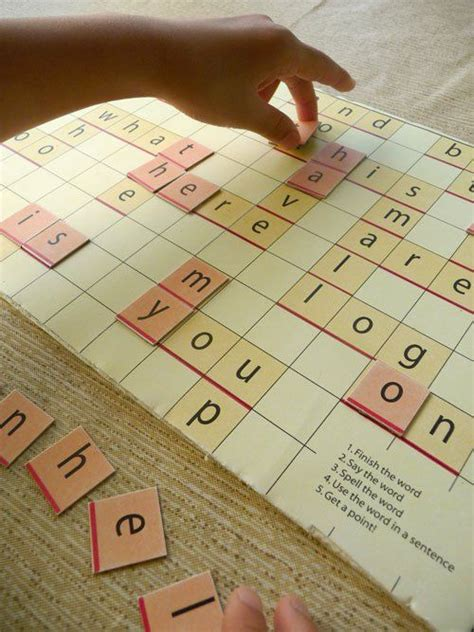 is ag a word in scrabble 17 best images about fundations on student