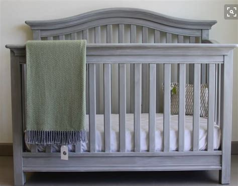 diy chalk paint crib how to paint a crib with chalk paint by sloan
