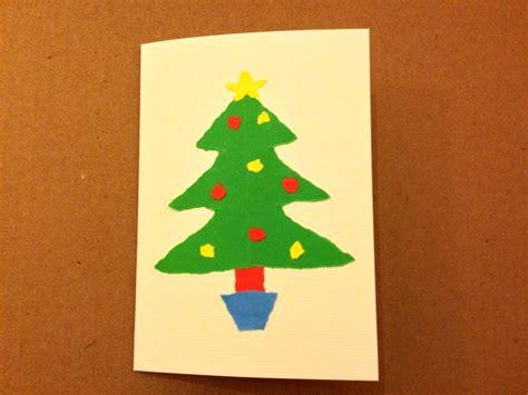 paper craft card paper craft card card tree