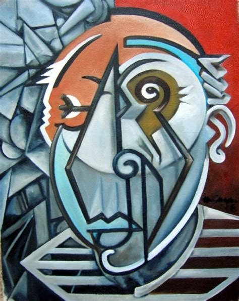 picasso paintings titles picasso bust by martel chapman