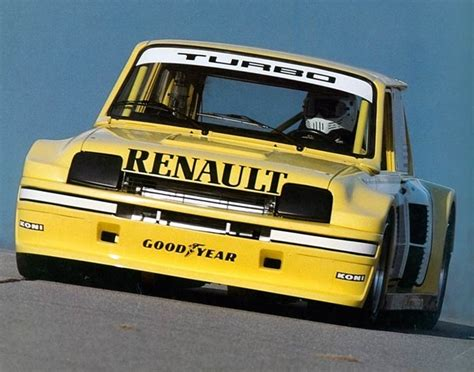 Renault Le Car Turbo by Renault 5 Turbo Gtu Racing Imsa Le Car Classic Road