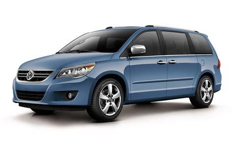Volkswagen Minivan by 2011 Volkswagen Routan Minivan Gets 283 Hp Other Updates