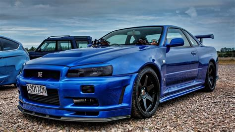 Skyline Gtr R 34 by R34 Gtr Wallpapers Wallpaper Cave
