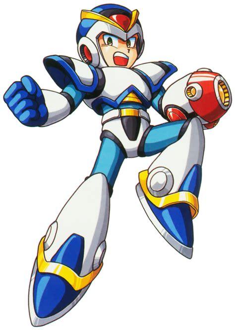 megaman x characters the mega network