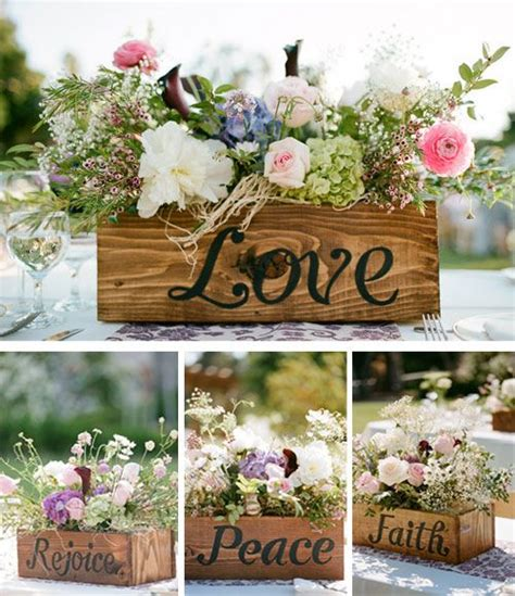 box of decorations fabulous wedding centerpieces that will take your breath away