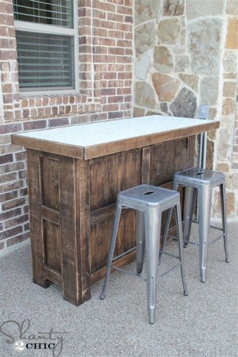rec woodworking 25 best ideas about portable bar on portable